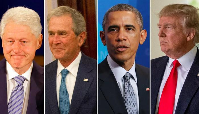 امریکی صدور کی زندگی سے متعلق چند دلچسپ حقائق