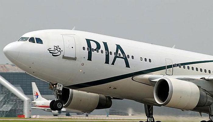 کوئٹہ جانیوالی پرواز واپس ، مسافروں کی پی آئی اے حکام سے تلخ کلامی