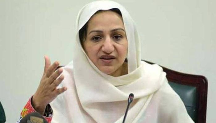 عمران خان کورونا سے بڑا وائرس ہیں، سائرہ افضل تارڑ