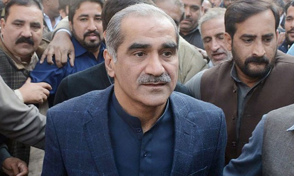 غداری کے تمغے بانٹنے کا سلسلہ نہیں چلے گا: سعد رفیق