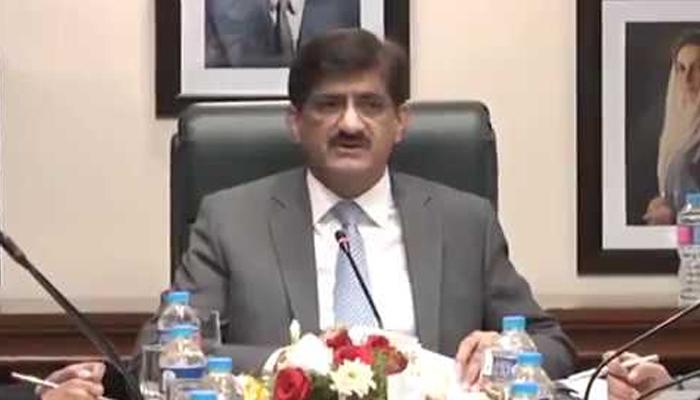 سندھ میں کورونا کے مزید 620 کیسز، 12 اموات ہوئیں، وزیراعلیٰ