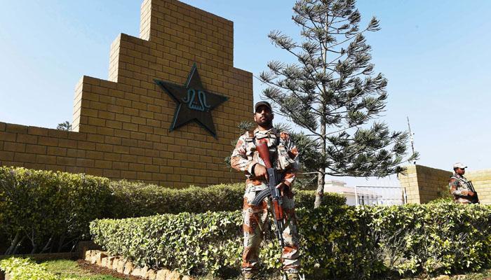 کراچی، اسٹیڈیم روڈ سیکیورٹی کے باعث بند