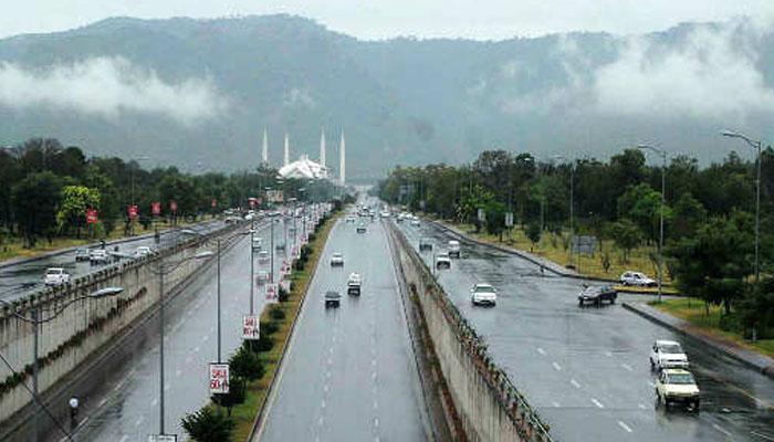 مغربی ڈسٹربنس کا پاکستان پر اثرانداز ہونے کا امکان
