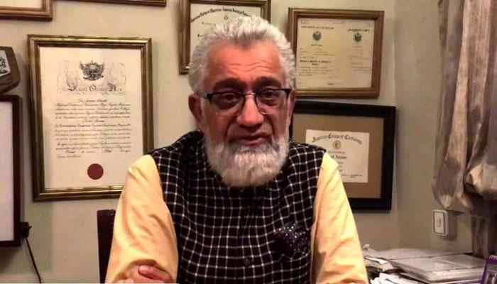 جلد کورونا ویکسین دستیاب کرنے کے قابل ہوجائینگے، ڈاکٹر جاوید اکرم