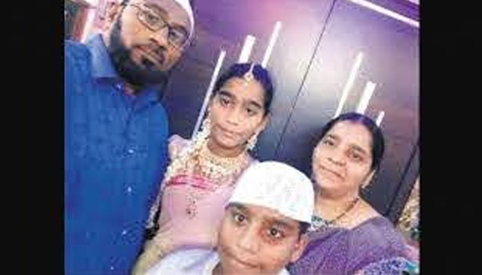 بھارت، پولیس ہراسانی سے تنگ مسلمان خاندان کی خودکشی
