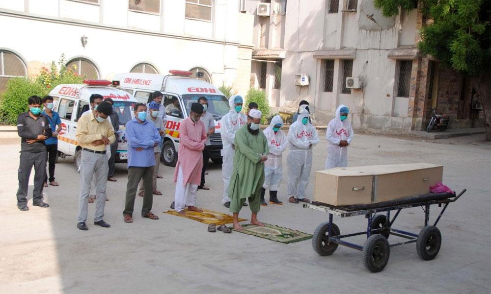 پاکستان: 24 گھنٹوں میں کورونا وائرس سے 34 اموات