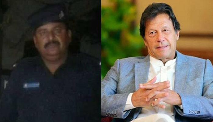 کشمور واقعہ، عمران خان کی محمد بخش کو شاباش