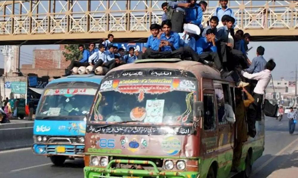 لاہور، ٹرانسپورٹ میں SOPs پر سختی سے عملدر آمد کرنے کی ہدایت