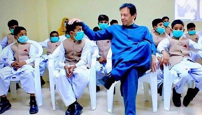 میرے بچوں اس ملک کو سنبھال کر رکھنا، عمران خان