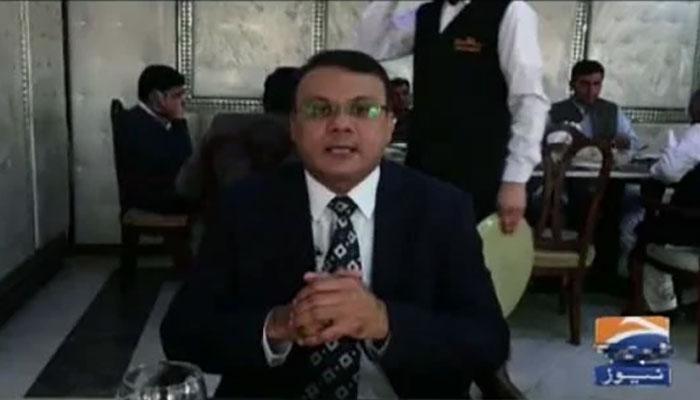 جیوپارلیمنٹ کے میزبان ارشد وحید چودھری انتقال کرگئے