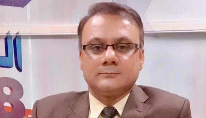جیو پارلیمنٹ کے میزبان ارشد وحید چودھری انتقال کرگئے