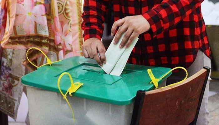 گلگت بلتستان اسمبلی کے انتخابات آج ہوں گے