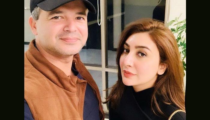 عائشہ خان نے ویک وینڈ کیسے گُزارا؟