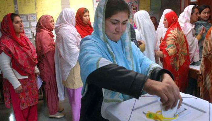 گلگت بلتستان الیکشن: ووٹوں کی گنتی جاری