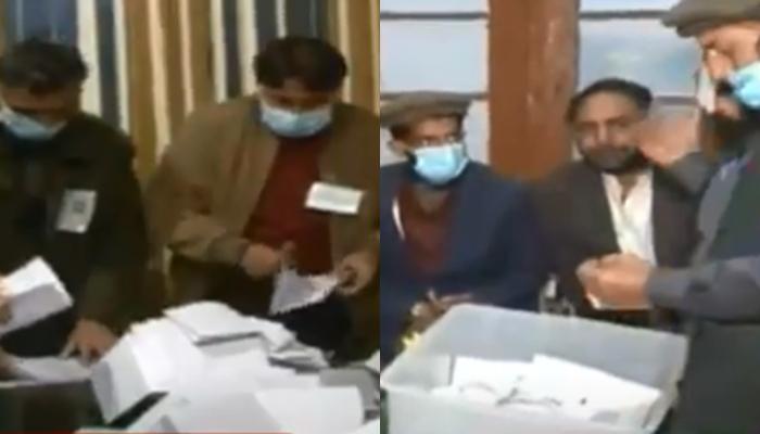 گلگت  بلتستان الیکشن: پولنگ کا وقت ختم، ووٹوں کی گنتی جاری