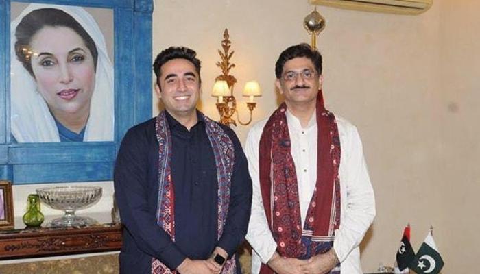 بلاول بھٹو کا وزیراعلیٰ سندھ کو ٹیلیفون، آرام کا مشورہ