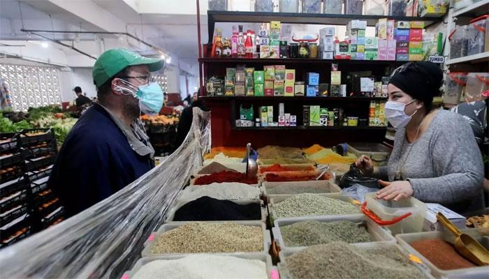 کورونا مریضوں کی بڑھتی ہوئی تعداد، الجزائر میں جزوی لاک ڈاؤن کا فیصلہ