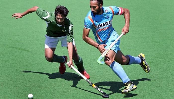 ہاکی میں پاکستان اور بھارت جلد مدِمقابل آنے کو تیار