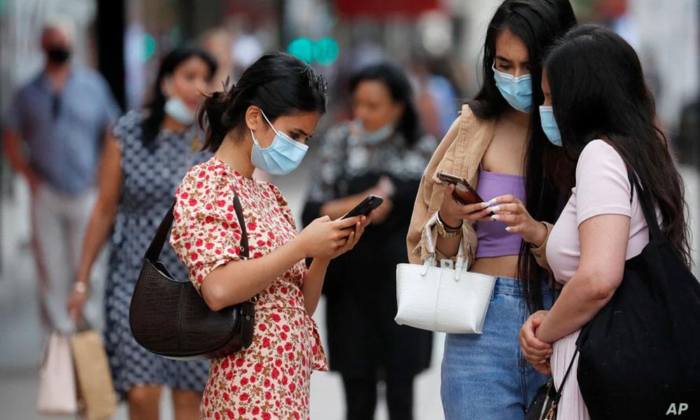 دنیا میں کورونا وائرس کیسز 5 کروڑ 54 لاکھ سے متجاوز
