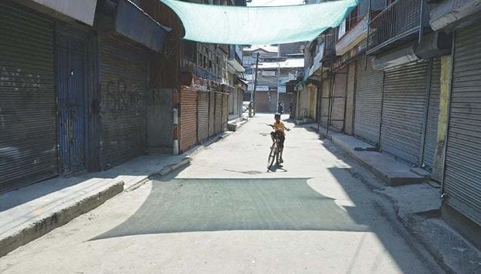 آزاد کشمیر: 20 نومبر سے 15 دن کے لیے لاک ڈاؤن کا فیصلہ