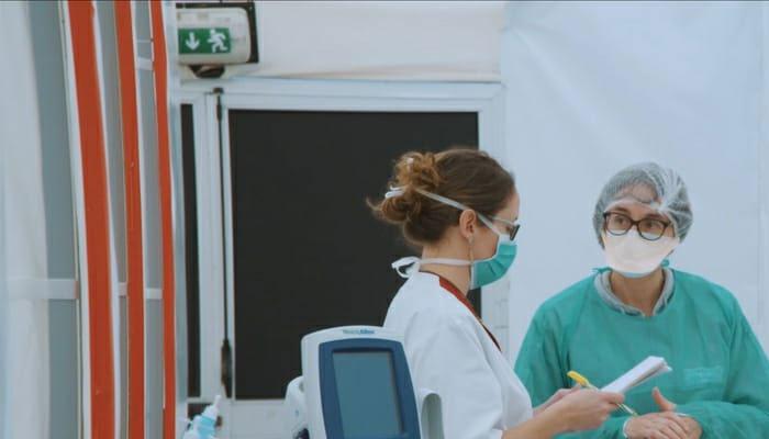 بیلجیم: کورونا کیسز 23 ہزار سےکم ہو کر4 ہزار یومیہ  پر آگئے، وزارت صحت