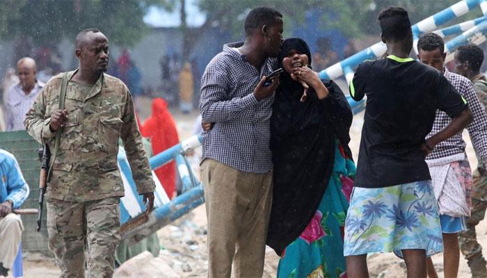 صومالیہ میں خودکش دھماکا، پانچ افراد ہلاک متعدد زخمی