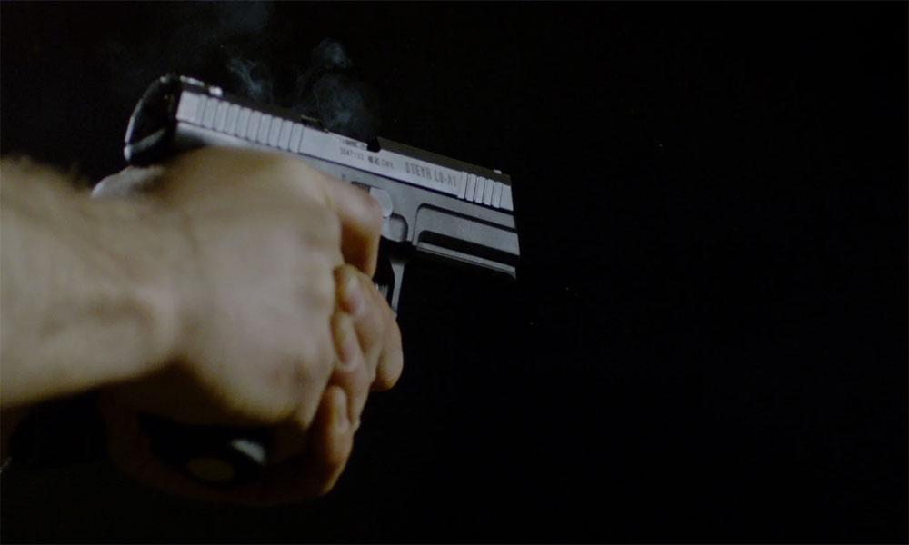 گوجرانوالہ: کچہری میں باپ بیٹا قتل، ملزم نے گرفتاری دیدی