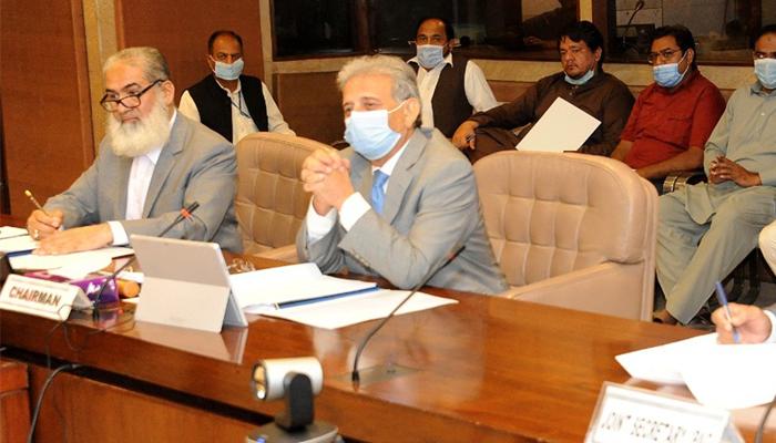 ارکان پارلیمان پر کورونا وائرس کاخوف، بعض اجلاس سے چل دیے