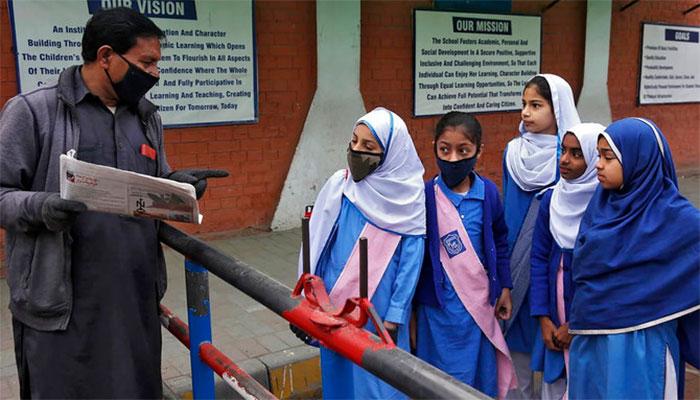 پنجاب کے تعلیمی اداروں میں کورونا وائرس کی رپورٹ جاری