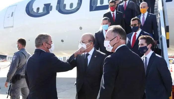 بحرینی وزیرخارجہ کا دورہ اسرائیل، ایوی ایشن معاہدے پر دستخط ہونگے