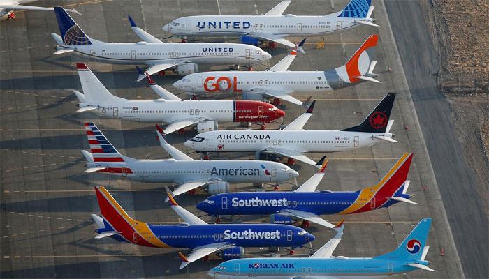 انڈونیشیا، ایتھوپیا میں حادثات کے بعد گراؤنڈ بوئنگ 737 میکس کو دوبارہ پرواز کی اجازت