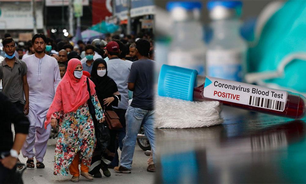 پاکستان: کورونا وائرس کیسز 365927، اموات 7248
