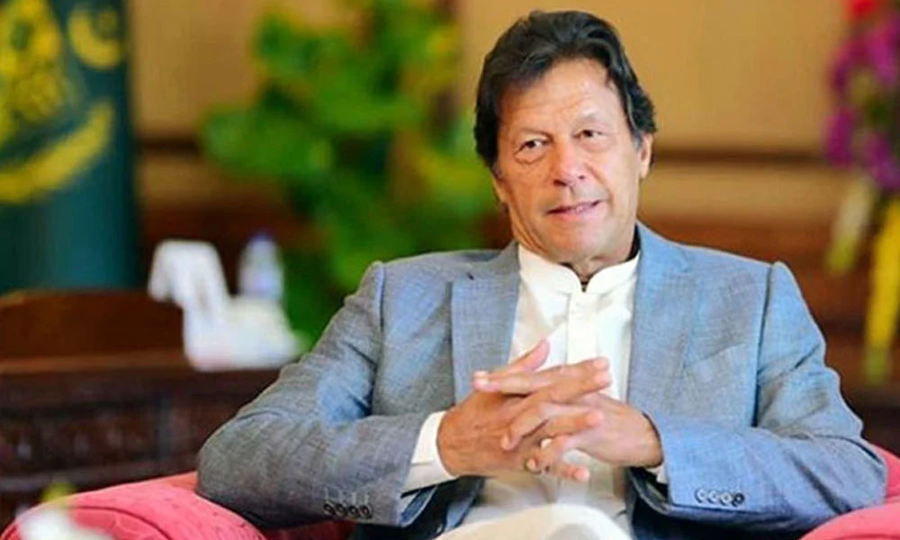 عمران خان نے چارلس مکی کا کونسا قول شیئر کیا؟