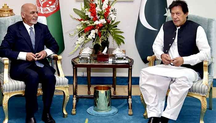 وزیر اعظم عمران خان کابل پہنچ گئے