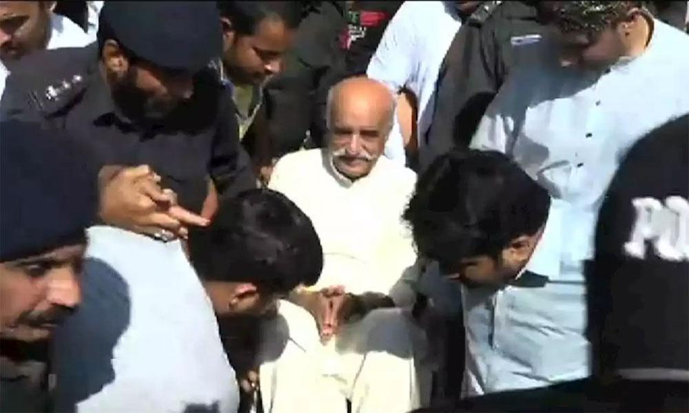 عمران خان نے خود 4 جلسے کر کے کوٹہ پورا کر لیا: خورشید شاہ
