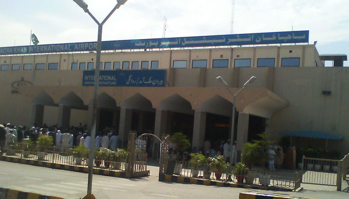 پشاور: طیارے میں چوہا گھس آیا، پرواز منسوخ