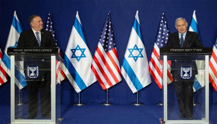 گولان کو اسرائیل کا حصہ تسلیم کرنا صدر ٹرمپ کا درست فیصلہ تھا، مائیک پومپیو