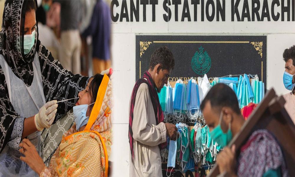 پاکستان: کورونا وائرس کے مزید 2738 کیسز، 36 اموات