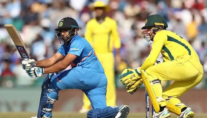 بھارت آسٹریلیا سیریز 5 میچز کے ٹکٹ فروخت