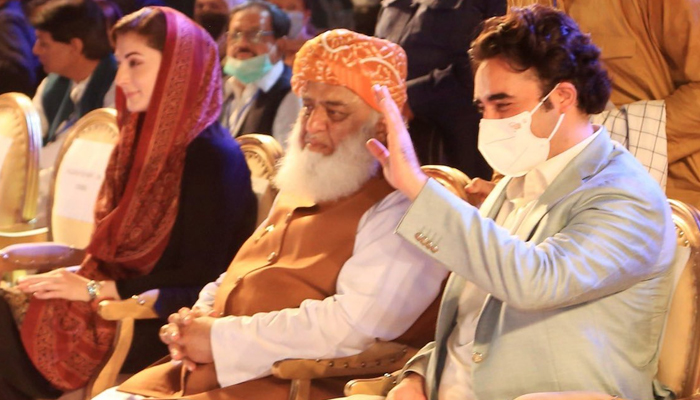 پشاور انتظامیہ کی اپوزیشن اتحاد کو جلسے کی اجازت دینے معذرت