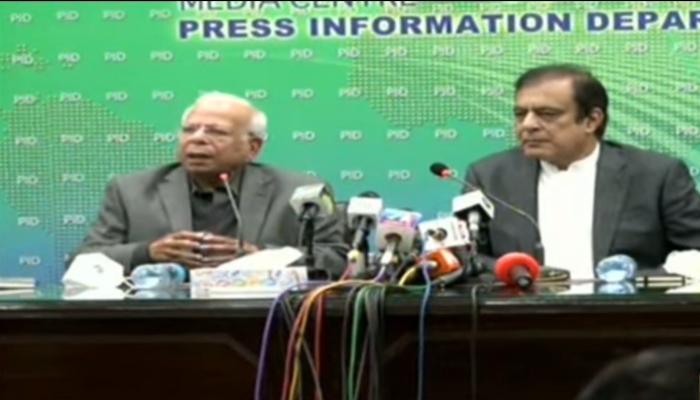 وزیراعظم عمران خان نے اداروں میں اصلاحات کیلئے ٹیم بنادی، شبلی فراز