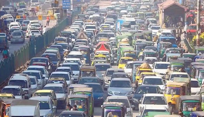 پشاور، PDM جلسہ کے دوران ٹریفک رواں دواں رکھنے کا اعلان