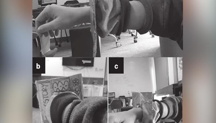 بچوں میں 'سوئی' کا خوف کم کرنے والا آلہ ایجاد