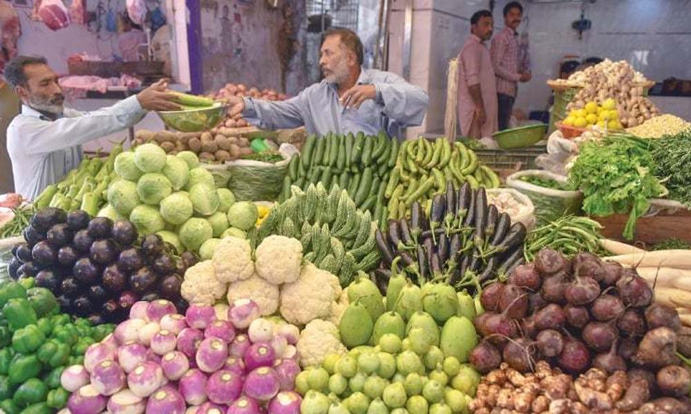 لاہور، اشیا ئےخورونوش کی قیمتوں میں اضافہ جاری