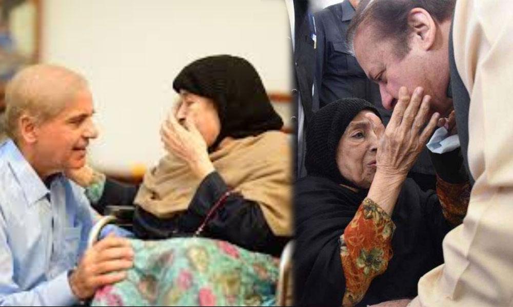 نواز شریف اور شہباز شریف کی والدہ کے انتقال پر سیاسی رہنماؤں کا اظہار افسوس