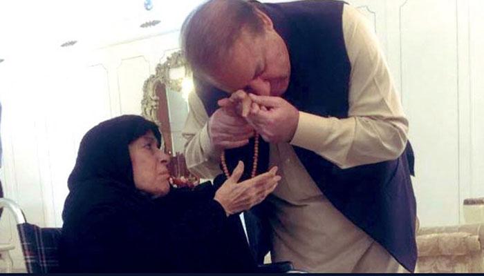 نوازشریف کا والدہ کی میت کے ساتھ پاکستان آنےکا امکان نہیں،ذرائع اہلخانہ