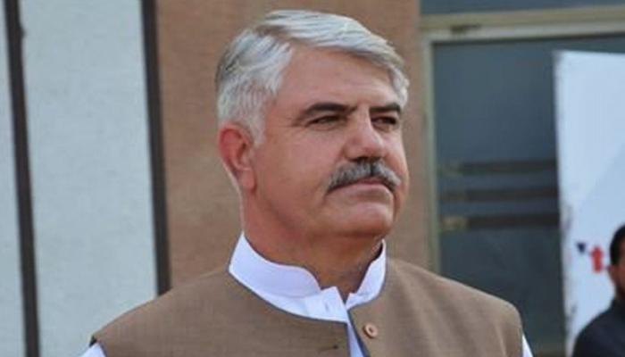 پی ڈی ایم کا پشاور جلسہ بری طرح ناکام رہا، محمود خان