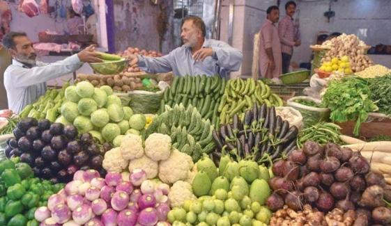لاہور، اشیائے خور و نوش کی قیمتوں میں اضافہ جاری