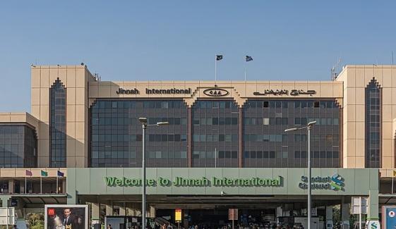 کراچی: ایئرلائنز کو ٹرمینل بلڈنگ سے باہر کاؤنٹر بنانے کی ہدایت