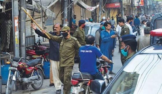 پنجاب میں مارکیٹیں 6 بجے بند کرنے کی تجویز، لاہور چیمبر کی مخالفت
